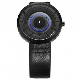 Weide Jam Tangan Analog Pria - WD006 - Black/Blue - 4