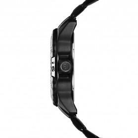 Weide Jam Tangan Analog Pria - SE0706 - Black/Black - 7