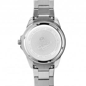 Weide Jam Tangan Analog Pria - SE0706 - Silver Black - 5