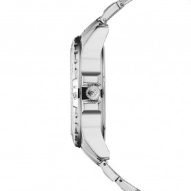 Weide Jam Tangan Analog Pria - SE0706 - Silver Black - 6