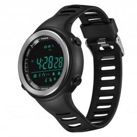 Weide Jam Tangan Digital Pria Pedometer Calorie  - WS001 - Black - 2
