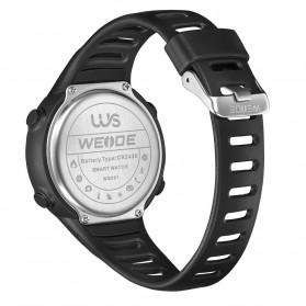 Weide Jam Tangan Digital Pria Pedometer Calorie  - WS001 - Black - 4