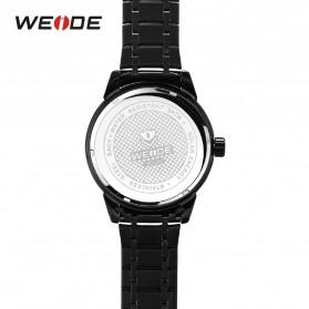 Weide Jam Tangan Analog Pria - SE0703 - Black - 5