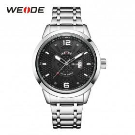 Weide Jam Tangan Analog Pria - SE0703 - Silver Black