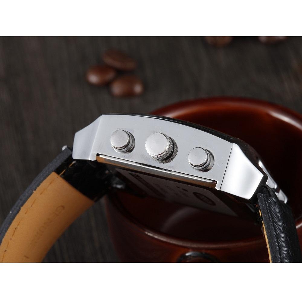 Skmei Casio Men Sport Led Watch Water Resistant 50m Ad1109 Blackred Jam Tangan Pria Podokaro Toko Source Ohsen Waterproof Quartz Digital Leather Band Ad0930 1 Black 4