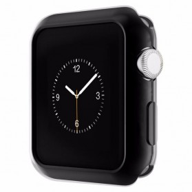 HOCO Protective TPU Case for Apple Watch 42mm Series 1/2/3 - Black