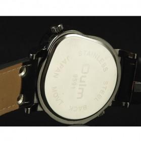 Oulm Quartz Men Leather Band Fashion Watch - 9591 - Black - 5