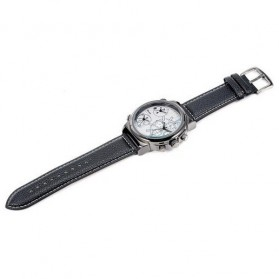 Oulm Jam Tangan Analog - 3299 - Black White - 6