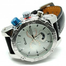 Oulm Jam Tangan Analog - HP3694 - Brown - 3