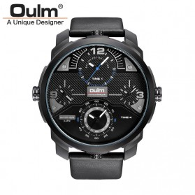 Oulm Jam Tangan Analog - HP3749 - Black Blue