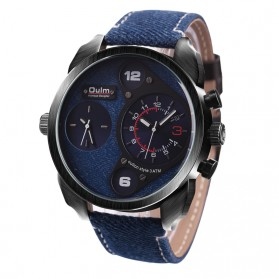 Oulm Jam Tangan Analog - HP9316 - Navy Blue