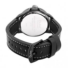 Oulm Jam Tangan Analog - HP9028 - Black/Black - 4