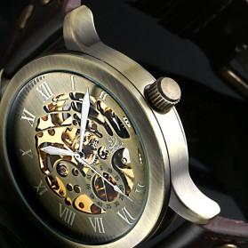 ESS Jam Tangan Mechanical - WM411 - Black Gold - 2