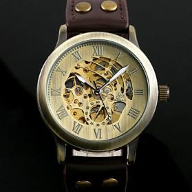 ESS Jam Tangan Mechanical - WM411 - Black Gold - 5