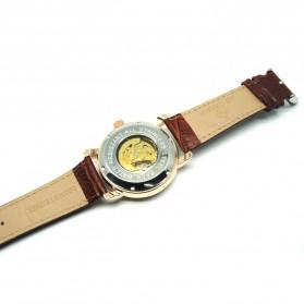ESS Jam Tangan Mechanical - WM310 - Brown - 4