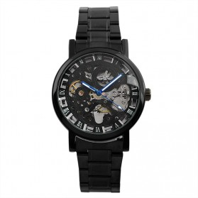 ESS Jam Tangan Mechanical  - WM282 - Black
