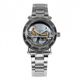 ESS Jam Tangan Mechanical - WM445/446 - Silver