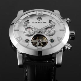 ESS Jam Tangan Mechanical - WM448 - Silver - 3