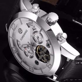 ESS Jam Tangan Mechanical - WM448 - Silver - 6