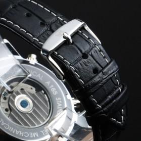ESS Jam Tangan Mechanical - WM448 - Silver - 7