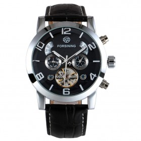 ESS Jam Tangan Mechanical - WM444 - Black
