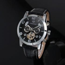 ESS Jam Tangan Mechanical - WM444 - Black - 2