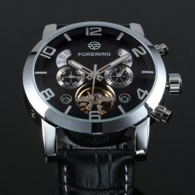 ESS Jam Tangan Mechanical - WM444 - Black - 5