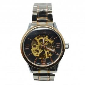 ESS Jam Tangan Mechanical - WM473 - Silver/Gold - 2