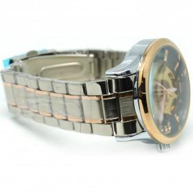 ESS Jam Tangan Mechanical - WM473 - Silver/Gold - 3