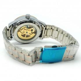 ESS Jam Tangan Mechanical - WM473 - Silver/Gold - 5