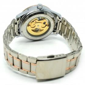 ESS Jam Tangan Mechanical - WM474/475/476 - Golden - 4