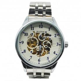 ESS Jam Tangan Mechanical - WM477/478 - White - 2