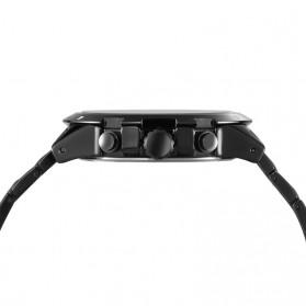 SKONE Casio Man Fashion Watch Water Resistant 30m - 7386BG - White/Black - 4