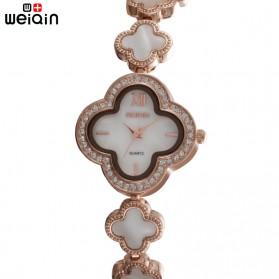 Weiqin Jam Tangan Analog Wanita - Wei3435 - Golden