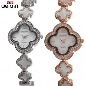 Weiqin Jam Tangan Analog Wanita - Wei3435 - Golden - 2