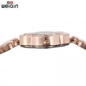 Weiqin Jam Tangan Analog Wanita - Wei3435 - Golden - 4