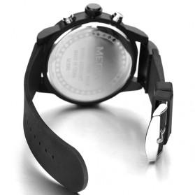 MEGIR Black Eagle Jam Tangan Analog - MN2001G - Black - 3