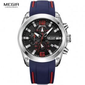 MEGIR Jam Tangan Analog Pria - M2063 - Blue