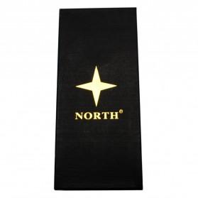 NORTH Jam Tangan Analog - 6002 - Black - 9