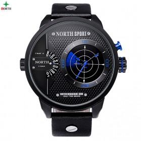 NORTH Jam Tangan Analog Digital - 6012 - Black/Blue