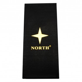 NORTH Jam Tangan Analog - 6009 - Black - 7