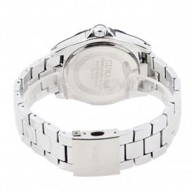 Curren Watch Jam Tangan Analog Pria - MK1 - Silver Black - 4