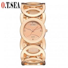 O.T.Sea Jam Tangan Dress Wanita - 735 - Rose Gold