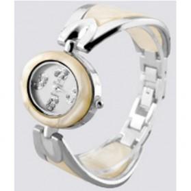 AMST Jam Tangan Analog Wanita - 2389 - Silver/Gold