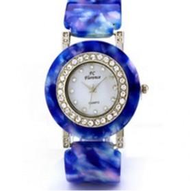 AMST Jam Tangan Analog Wanita - 2388 - Blue - 1