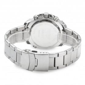AMST Jam Tangan Analog Pria - AM3008 - Silver/Gold - 3