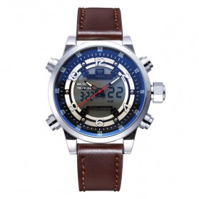 AMST Jam Tangan Digital Analog Pria - AM3015 - Brown