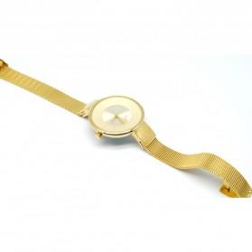 IBSO Jam Tangan Analog Wanita - 7478 - Golden - 2