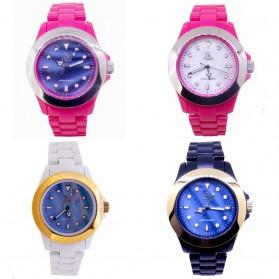 SK TIME Jam Tangan Elegan - SK3034a - Ocean Blue - 2