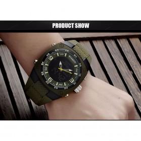 BOAMIGO Jam Tangan Analog Digital Pria - F-602 - Gray - 6